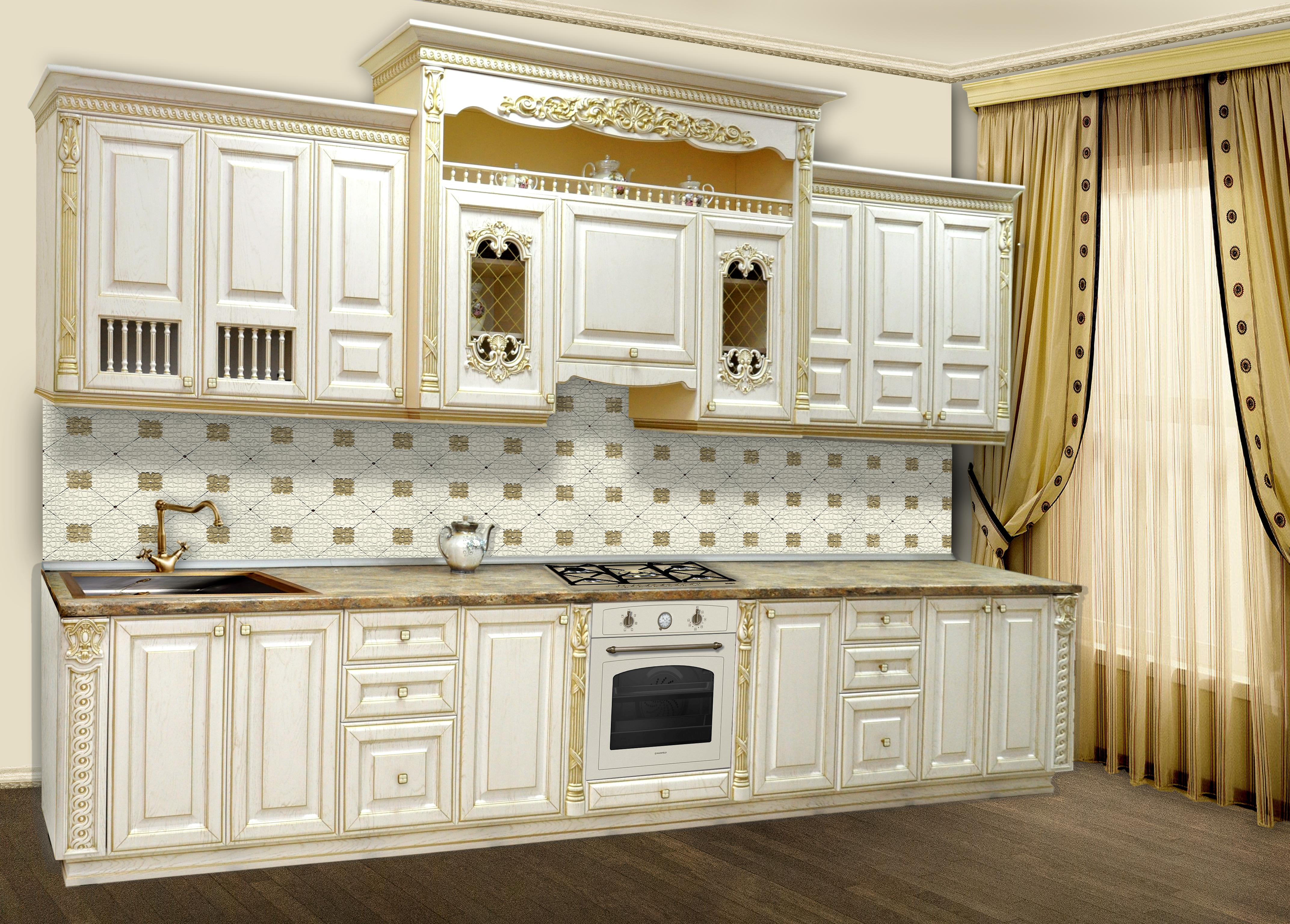 """Кухня """"Бари"""""""