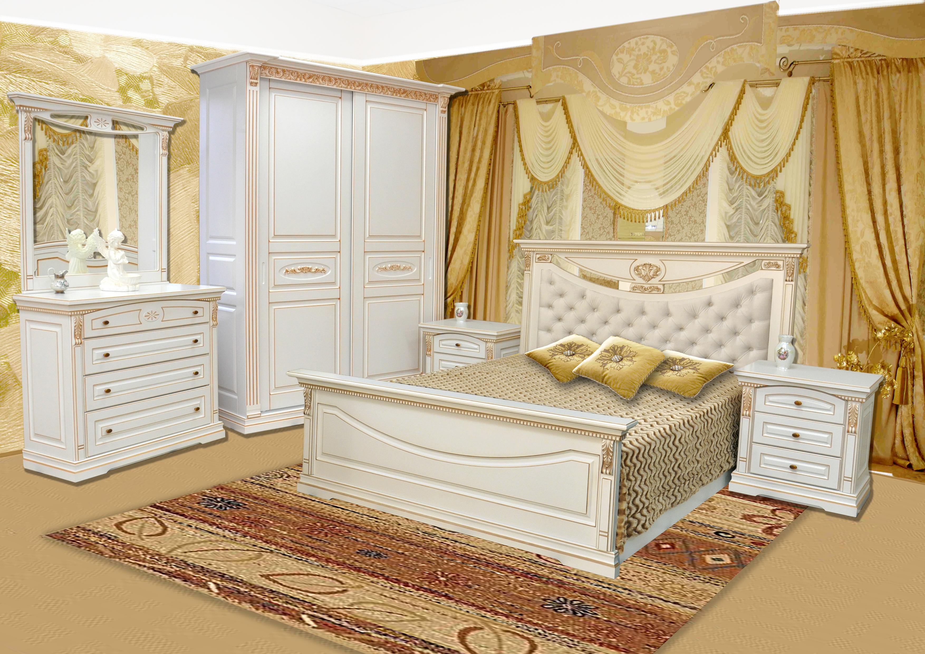 """Спальня """"Елизавета-2"""""""